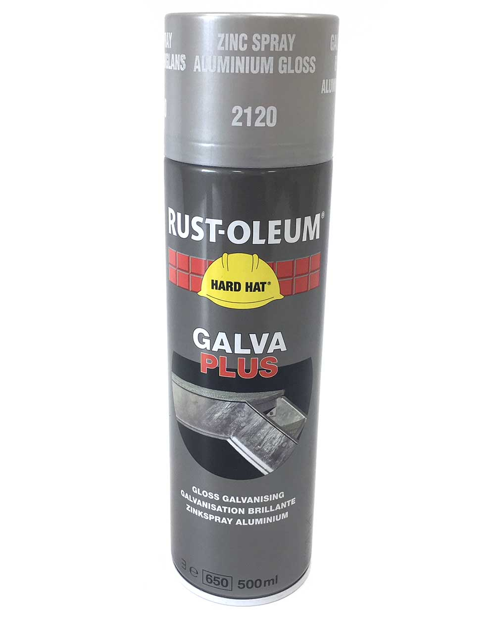 Rust-Oleum® 2120 Galva Plus Spray