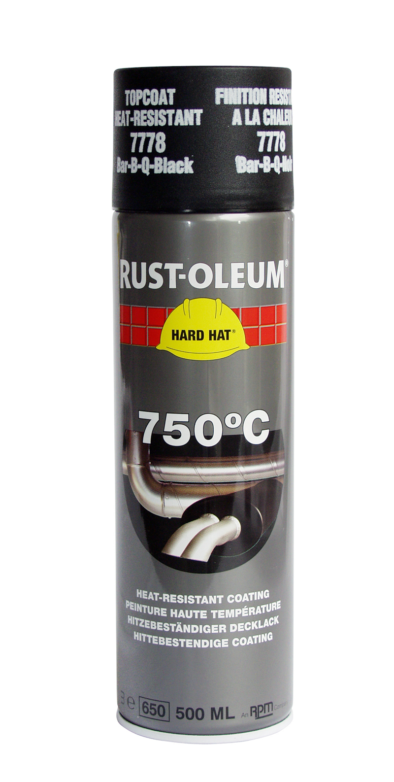 Rust-Oleum 7778 Bar-B-Q Black Spray Paint
