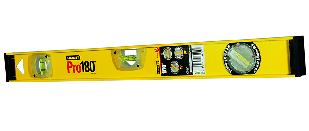 Stanley PRO-180 I-Beam Level 3 Vial 60cm