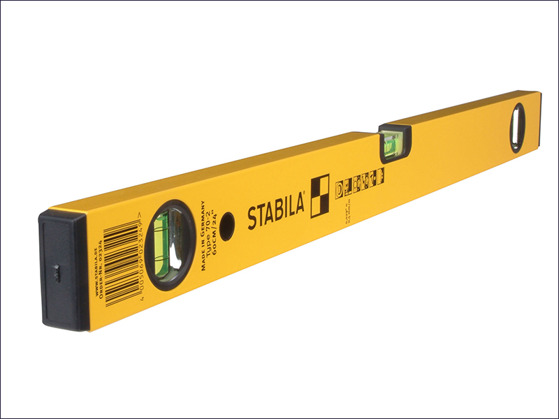 Stabila Levels 60cm & 120cm Twin Pack
