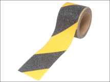Sylglas Anti-Slip Tape 50mm x 3m Black & Yellow