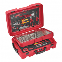 Teng SCE2 Portable Tool Kit In Service Case