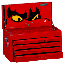 Teng TC806SV Tool Box Top Box 6 Drawer SV Series