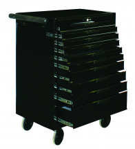 Teng TCW810NBK Tool Box Roller Cab 10 Drawer Black