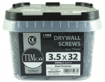 TIMco 3.5 x 32 Drywall Screw PH2 - Tub Tub Of 2000