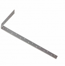 TIMco Light Duty Bent Restraint Strap - Stainless 27.5mm x 1000mm