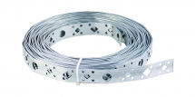 TIMco Fixing Band Pre-Galvanised 18mm x 10m