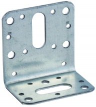 TIMco Angle Bracket Galvanised 60mm x 40mm