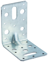 TIMco Angle Bracket Galvanised 90mm x 90mm