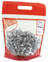 TIMco 40 x 3.35 Clout Nails - Aluminium 2 kg Bag