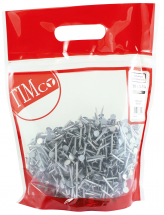 TIMco 30 x 3.00 Clout Nails ELH - Galvanised 2.5 kg Bag