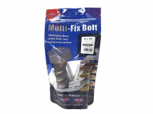 TIMco 10 x 100/M12 Multi-Fix Bolt Hex Head Bag Of 12