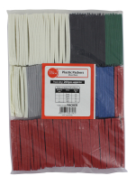 TIMco Mixed 1mm to 6mm Assorted Flatpackers Bag Of 200