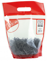 TIMco 30 x 3.75 Square Twist Nail- Sherardised 2.5 kg Bag