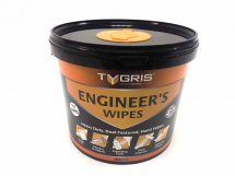Tygris HW111 Engineers Dual Textured Hand Wipes 110/ Bucket