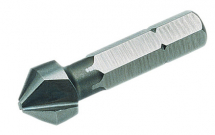 Volkel 67306 6.3mm 1/4inch Hex Countersink Bit