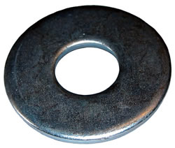 M8 Form G Flat Washer Zinc Plated
